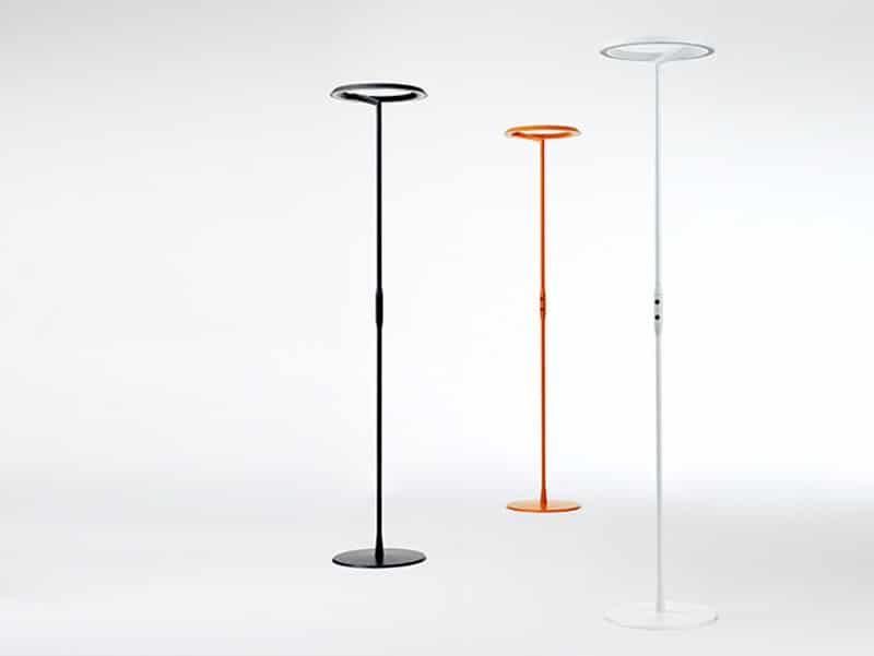 lampadaire led