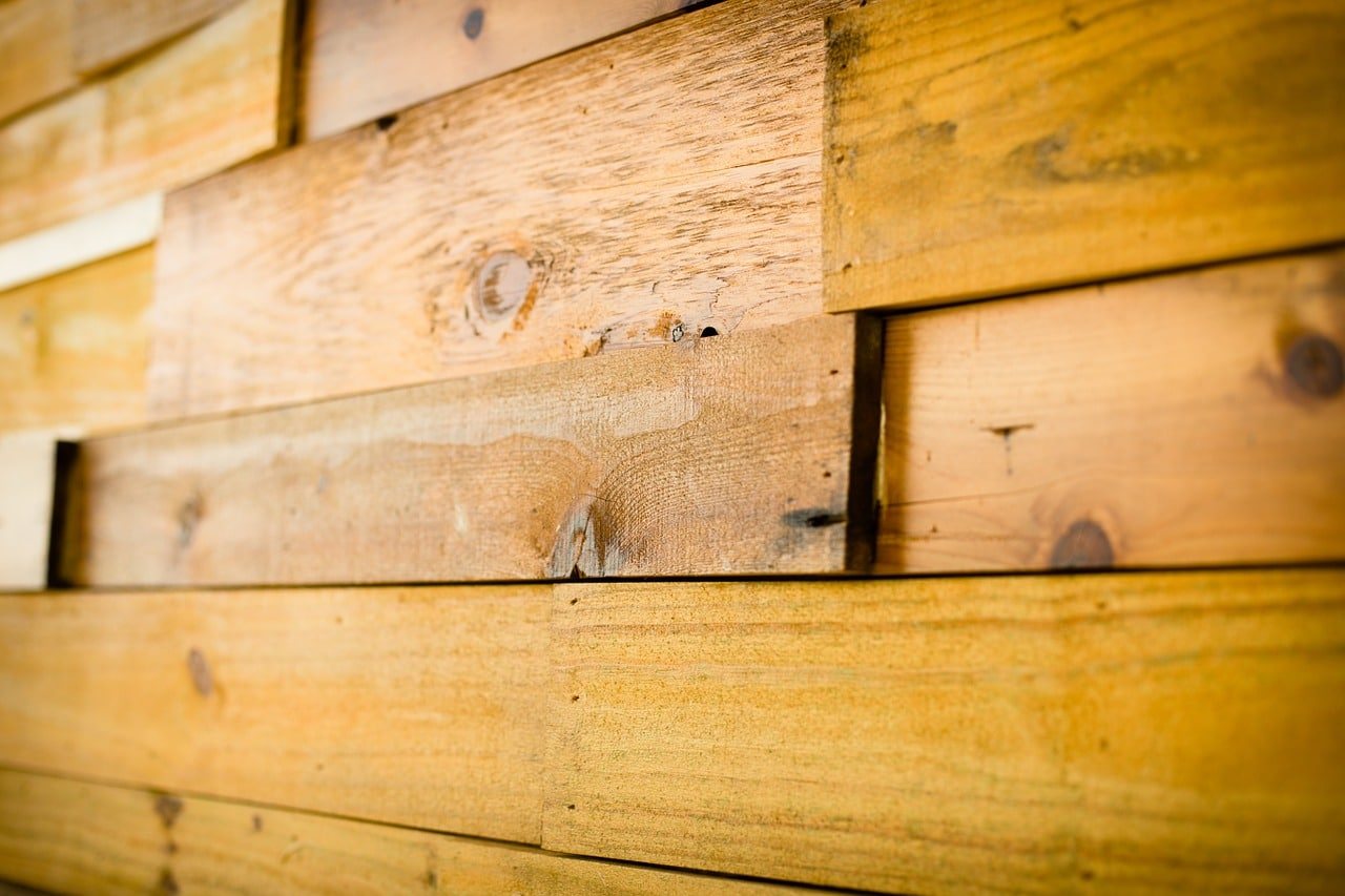 le bois pou un abri de jardin