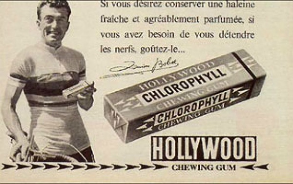 publicité hollywood 1960