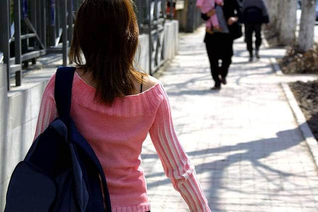 effet de la marche sur le corps