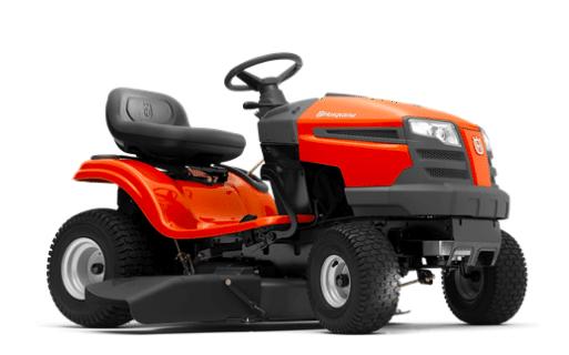 tracteur tondeuse TS138 Husqvarna