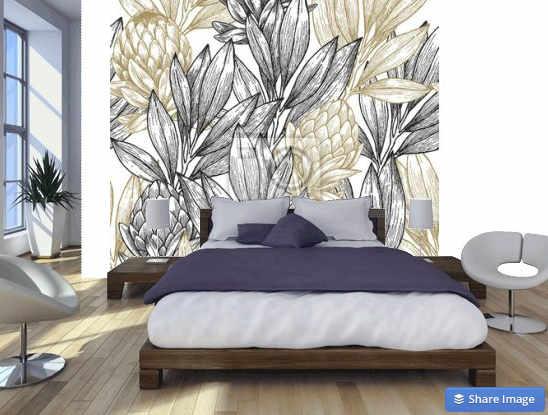 choisir un papier peint chambre