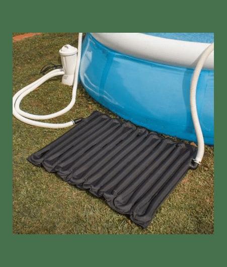 Comment entretenir une piscine de fa on cologique - Chauffer sa piscine avec tuyau noir ...