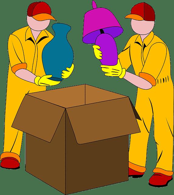 liste déménagement